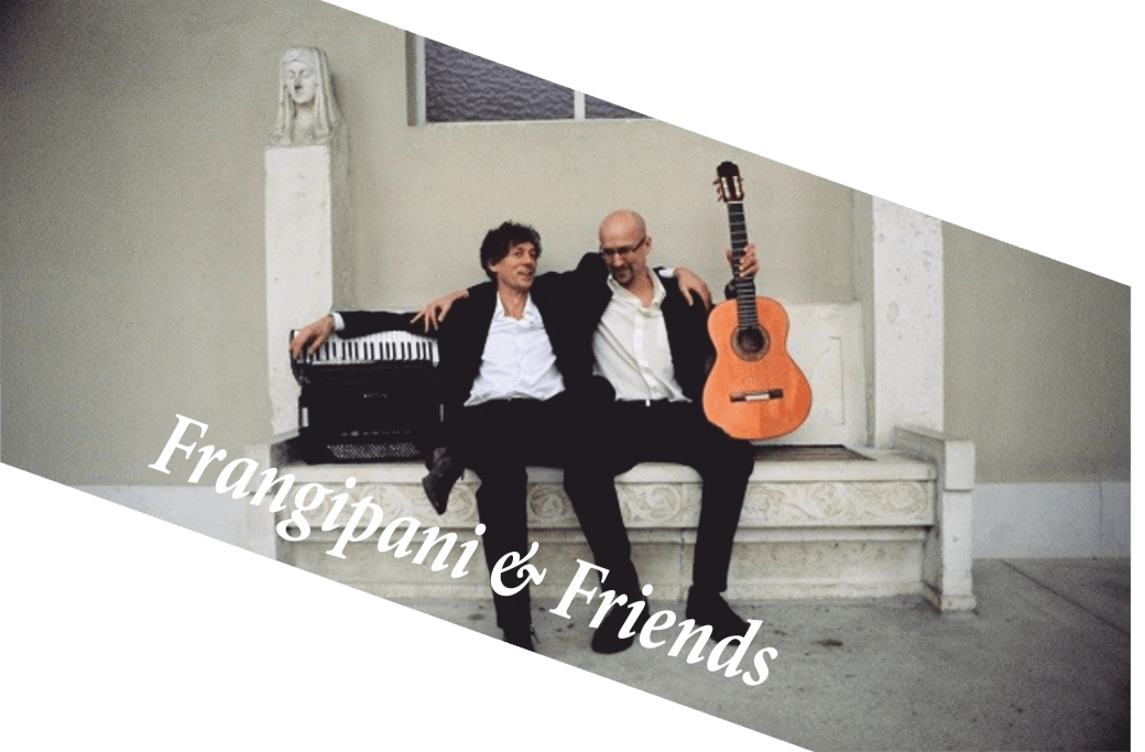 Fragipani & Friendes
